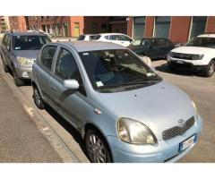 Yaris 1.0 benzina UNICO PROPRIETARIO