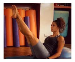 Insegnante pilates, rieducazione funzionale