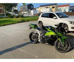 Honda CBR 600 - 2012