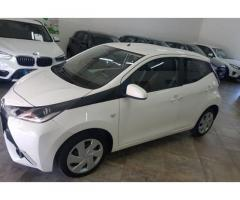 Toyota aygo 1.0 benzina 2016autom