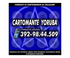 .•*¨ Studio di Cartomanzia Cartomante Yoruba' ¨*•
