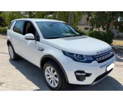 Land rover discovery sport 2.0 td4 180 hse 2017