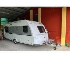 Caravan Kanus Sport 500 4 posti