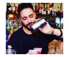 Barman, Barista, Cameriere