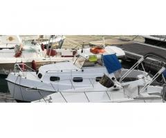 Barca cabinata 6.4 metri