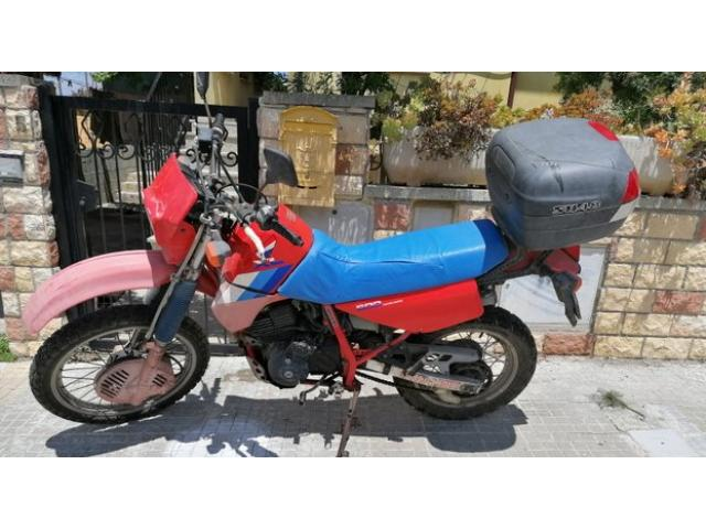 Honda XL 600 - 1986