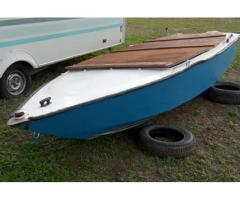 Barca 4,5mt