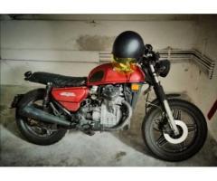 Cafe racer honda cx 500