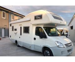 Camper Iveco-Arca M GLT 720