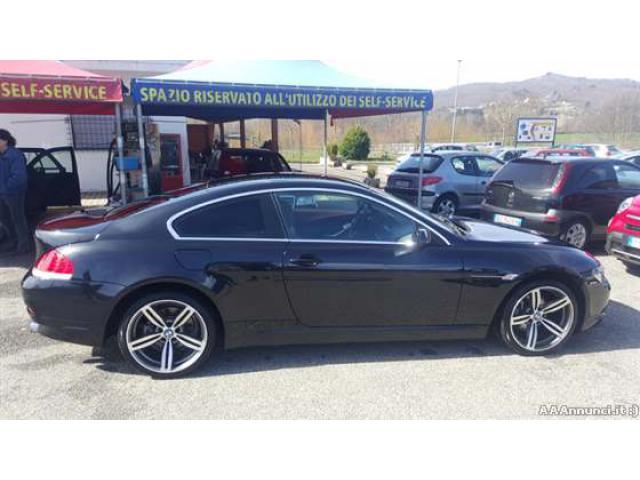 Noleggio BMW serie 6 per cerimonie - Catanzaro