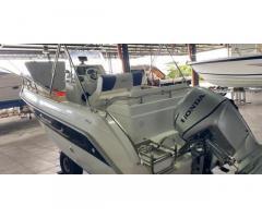 Italmar 19 con motore yamaha 40/60