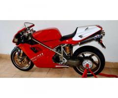 Ducati 916 monoposto
