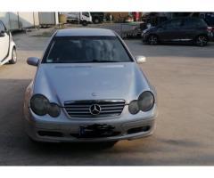 Mercedes c-sport coupe