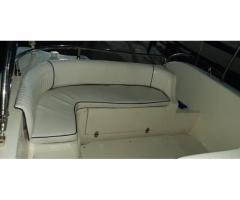 Open blumax 650 trasporto barca