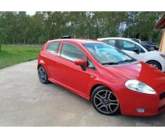 Fiat grande punto 1.3 90 cv sport 6 marce