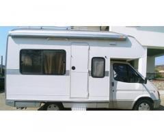 Camper Roller Ford 2.500 aspirato