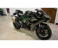 kawasaki ninja h2 available for sale