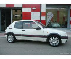 Peugeot 205 Gti - Sicilia