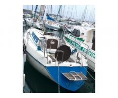 Zuannelli Z30 timone a ruota + posto barca 6anni