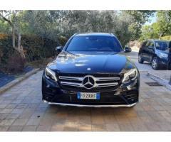 Mercedes GLC250 premium