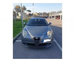 Alfa Romeo Mito 1.6 jtd 120 cv grigio scuro