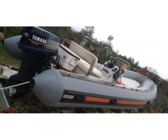 Gommone asso 440 con yamaha top 700