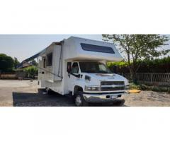 Motorhome Chevrolet chateaux americano camper