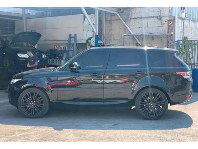 Range rover sport 3.0 restyling black