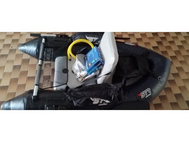 Belly Boat STR Nautica