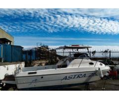 A F F A R E barca fisherman 25 ft 225 CV