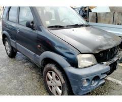 Daihatsu Terios 1.3 b 4x4 -2005