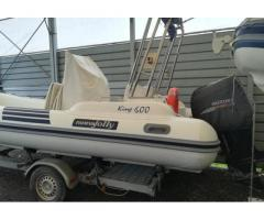 Gommone nuova jolly 600