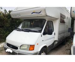 Camper Ford Transit Rimor 150 2.5