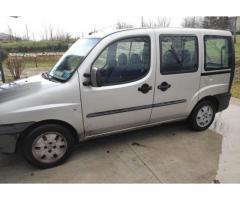 Fiat Doblo 2001 grigio benzina e gas