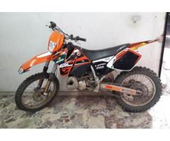 Ktm 250 exc - 2000