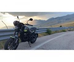 Benelli Leoncino 250 (300km)