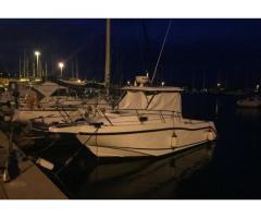 Fisherman Boston whaler 255 conquest