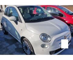 FIAT 500 1.3 multijet, 75 cv, 55 kw - 2008