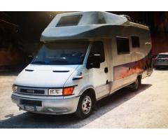 Camper AZ System mt.7,30 pat.B Daily 150cv