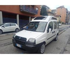 FIAT Doblò diesel tetto alto disabili pedana 2003