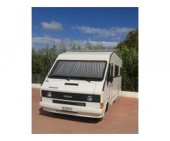 Iveco daily (safariways )