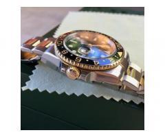 Rolex GMT-Master II 116713 WHATSAPP: +1825994-3253