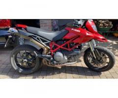 Ducati Hypermotard 796 - 2012