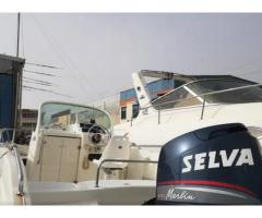 Selva/yamaha 100 4t iniezione 2007
