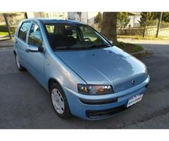 FIAT Punto 3ª serie - 2001 distribuzione fatta