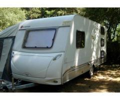 Caravane 6 posti anno 2006 STERKMAN starlet 486CE