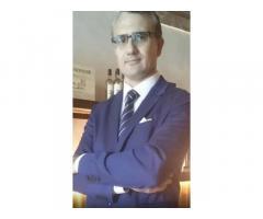 Restaurant Manager, Maître, Responsabile F&B