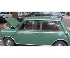INNOCENTI Mini - 1966