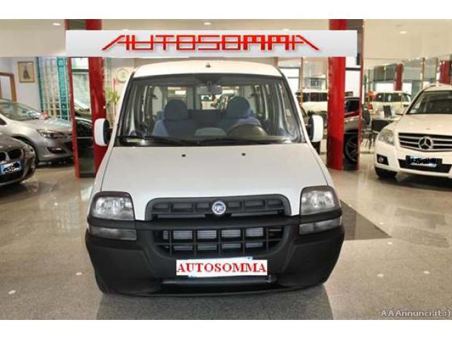FIAT DOBLO 1.2 DYNAMIC 5 POSTI BENZINA 64 CV2004 KM 67346