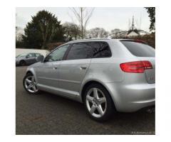 Audi A3 2.0TDI Sportback S-Line - Piemonte